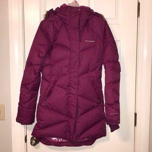 Columbia Omni-heat Puffer Jacket